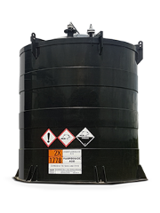 Chemical Storage Tanks & Bunds
