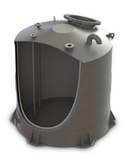 ChemTank Double Bunded Chemical Storage Tank