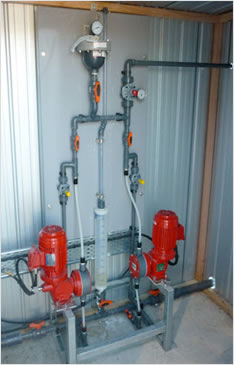 Dosing Pump Servicing Chemical Feed Solutions